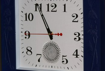 A punch clock can create an atmosphere of distrust in a workplace.