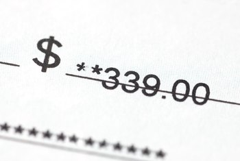 Collecting on a bad check can be a frustrating process.