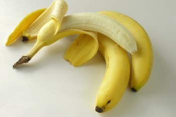 Bananas provide cancer-fighting vitamin C.