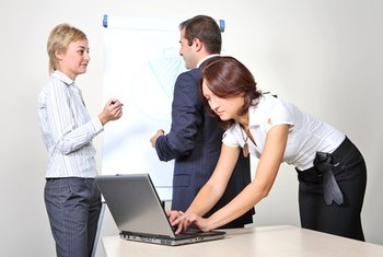 Human resource management is an important part of business administration.