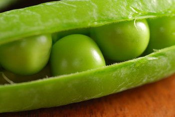 Edamame has a high concentration of zinc and folate.
