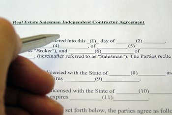 Apartment rental terms must be fully understood by landlord and tenant through use of a written lease agreement.