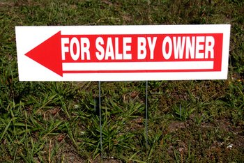 "Get more information before offering a property ""for sale by owner."""