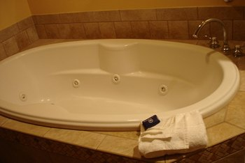 Change jet tub fixtures yourself and save money.