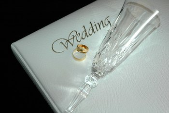 A wedding planning business is enjoyable and profitable.