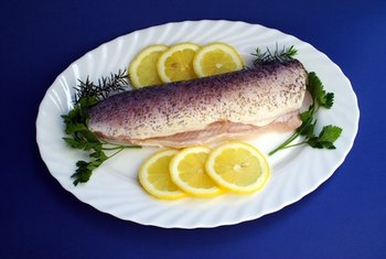 Eating fish regularly can help manage your body weight.