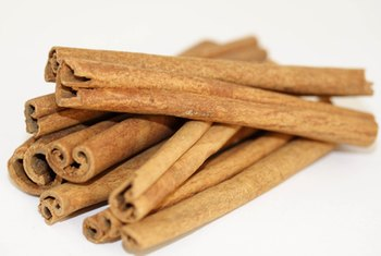 Adding cinnamon to your diet may help to lower your blood triglycerides.