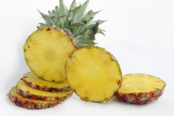 The vitamin C in pineapple keeps your joints healthy.