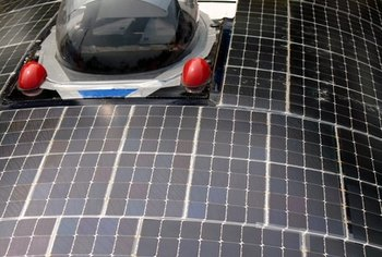 Solar power can be harvested for a variety of uses.