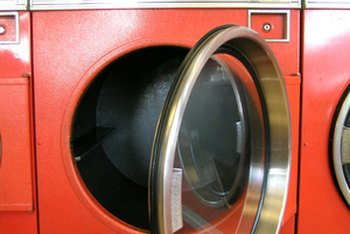 Opening a laundromat can require a good deal of start-up capital.