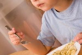 Periods of decreased appetite are normal for kids.