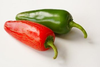Jalapenos are rich in antioxidants.