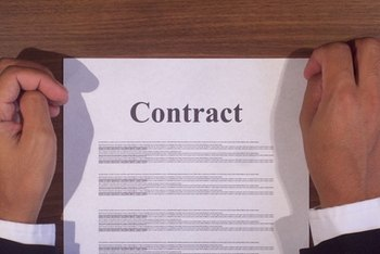 Lean about business contracts.