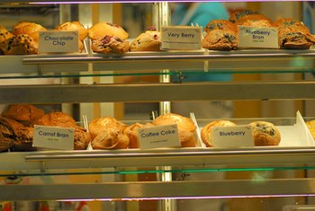 A bakery may be the right type of business for you.