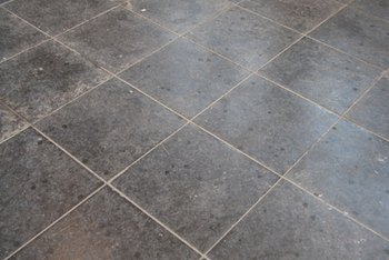 Deep cleaning is necessary to remove built-up dirt and grime from vinyl flooring.