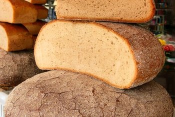 For people with celiac disease, the gluten in breads is harmful to the body.