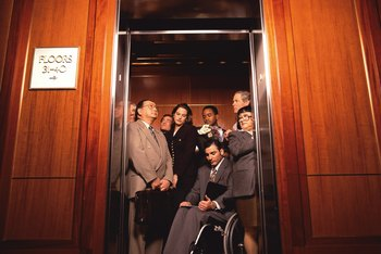 More than 325 million people ride an elevator every day in the U.S.