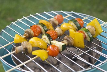 You'll eat a lot of grilled vegetables during the first phase of the Fat Smash Diet.