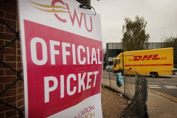 DHL is a viable alternative to FedEx and UPS.