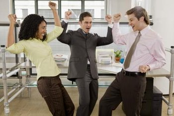 Get your staff psyched to work for you.
