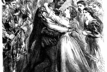 "Shakespeare's ""Othello"" is a tragic tale of jealousy and love."