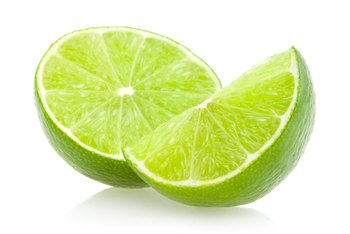 Limes can't help you burn fat, but they can be part of a weight-loss diet.