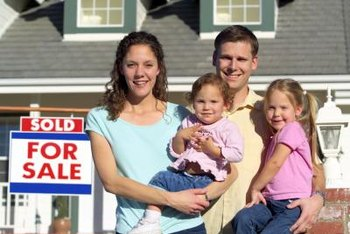 Many young families are taking the leap from renting to owning.