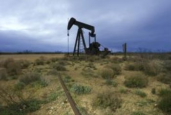 Oil landmen determine land ownership rights.