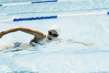 Swimming is a high-intensity sport, but most swimmers recover quickly due to a structured recovery program.