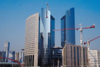 Business properties are typically located in a city's commercial zones.