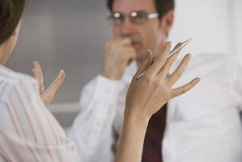 Don't offend employees during an appraisal meeting, but don't placate them either.