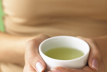 Green tea extract may help boost your metabolism.
