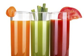 Fresh juice can play an occasional role in your diet.