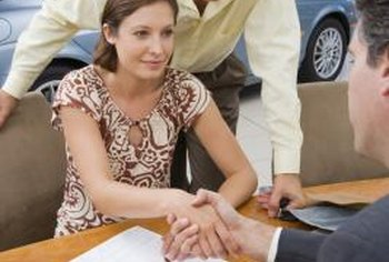 Leasing services can be a good source of income for a dealer.