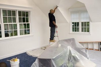 Improving your home's interior is a form of sweat equity.