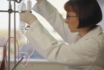Lab techs work with sensitive instruments daily.