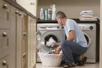 Your washing machine's hose bib is the faucet to which the supply hose is attached.