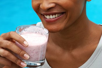 Nutrition shakes are often used in very low-calorie diets.
