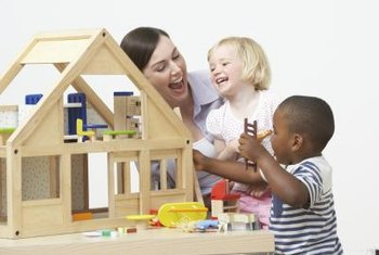 Professional development of daycare employees improves the quality of care.