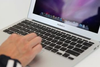 Like the iPhone and iPad, MacBooks can print wirelessly with AirPrint.