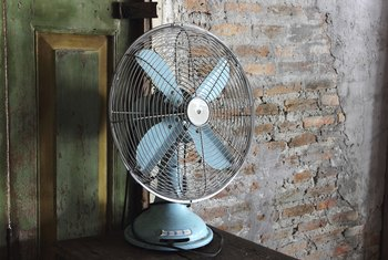 On hot days, a fan alone might not suffice.