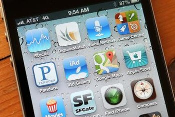 Delete unused apps to free up memory on your iPhone.