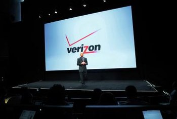 Verizon is the exclusive supplier of the BlackBerry Storm.