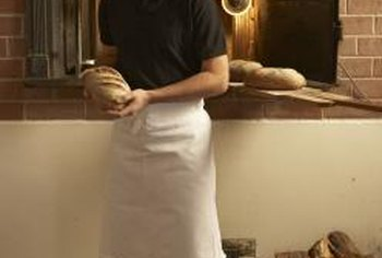 Photos of your breads and other baked goods can entice customers into your bakery to buy a loaf.
