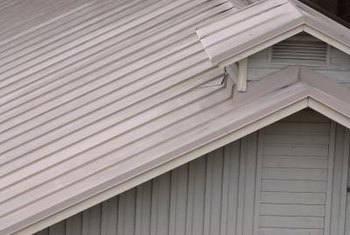 Ridge vents are alternatives to gable or roof vents.