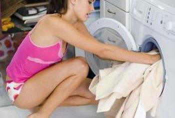 Front-loading washers require you to bend down while loading or unloading clothes.