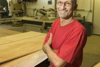 Carpenters who want to start their own businesses must learn marketing skills, too.