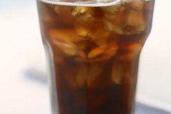 Sugary sodas aren't good for your health.