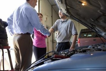 Mechanics need good communication and interpersonal skills to keep customers coming back.