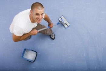 True linoleum is available in vibrant colors.